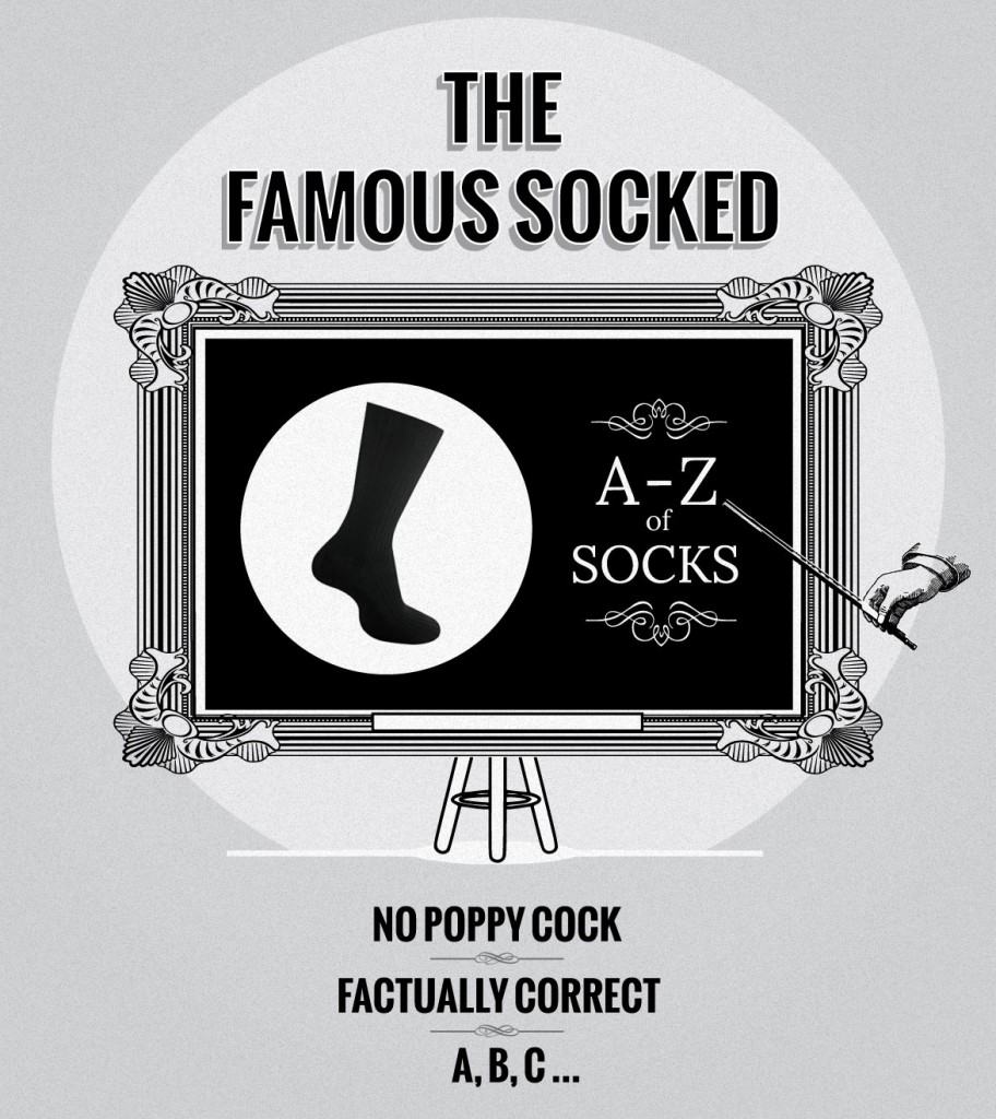 The A - Z of socks