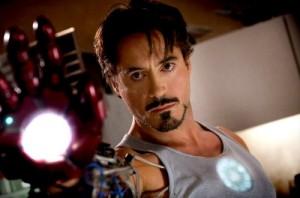 Tony Stark Beard Movie