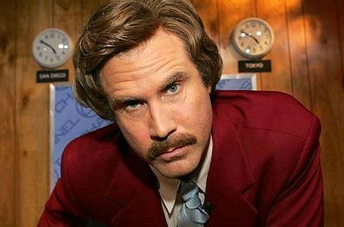 ferrell moustache