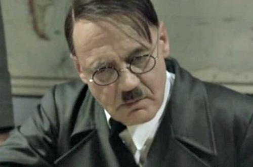 Hitler, Yahudi, Jomblo