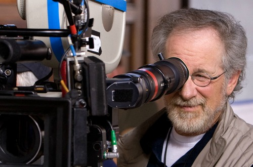 steven spielberg beard movie
