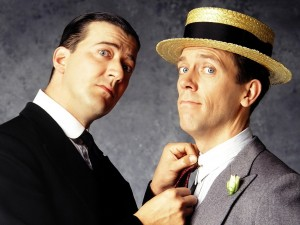 Jeeves and Wooster books